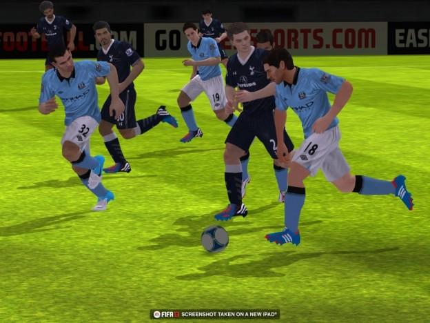FIFA Soccer 13 Screenshot #4 for iOS