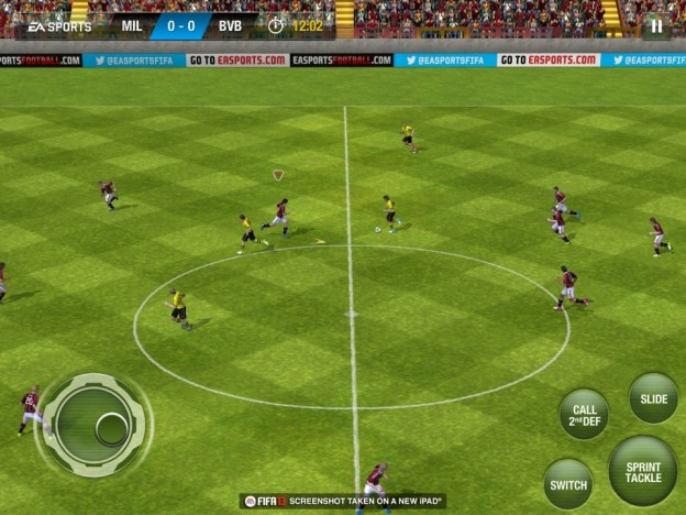 FIFA Soccer 13 Screenshot #6 for iOS