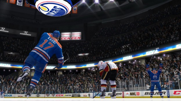 NHL 13 Screenshot #189 for Xbox 360