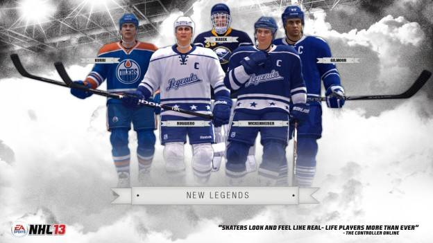 NHL 13 Screenshot #187 for PS3