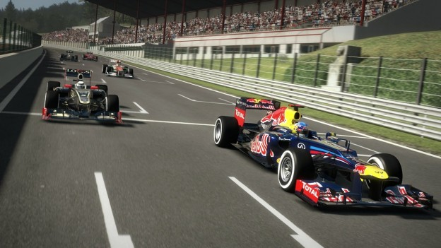 F1 2012 Screenshot #16 for Xbox 360