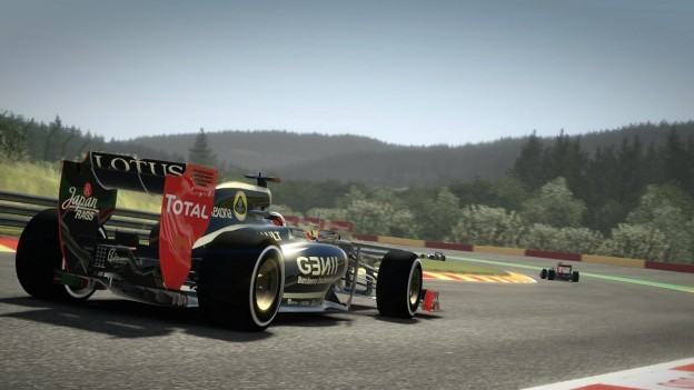 F1 2012 Screenshot #17 for Xbox 360