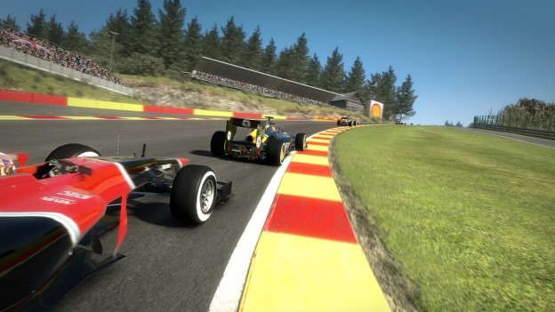 F1 2012 Screenshot #18 for Xbox 360