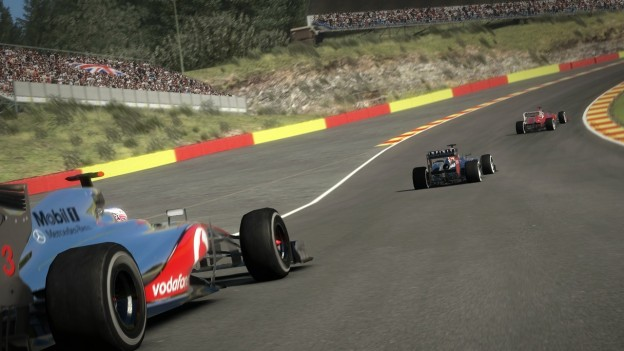 F1 2012 Screenshot #19 for Xbox 360