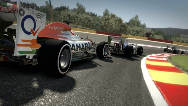 F1 2012 Screenshot #20 for Xbox 360