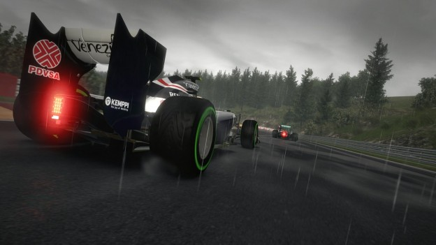 F1 2012 Screenshot #21 for Xbox 360