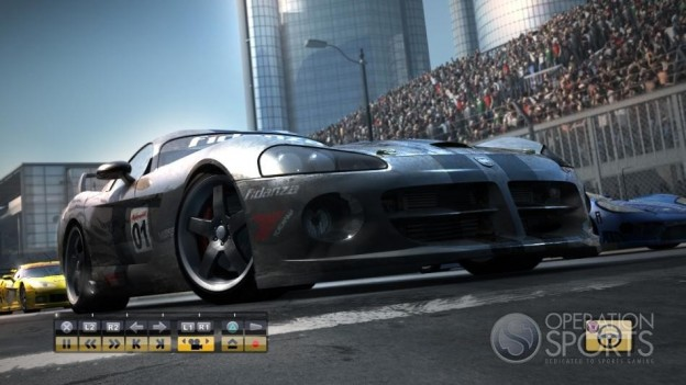 Race Driver: GRID Screenshot #1 for Xbox 360