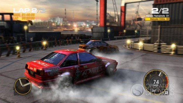 Race Driver: GRID Screenshot #2 for Xbox 360