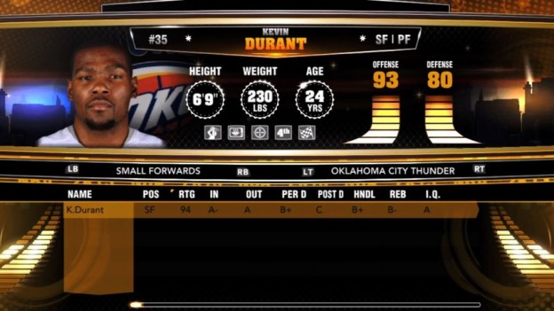 NBA 2K13 Screenshot #36 for PS3