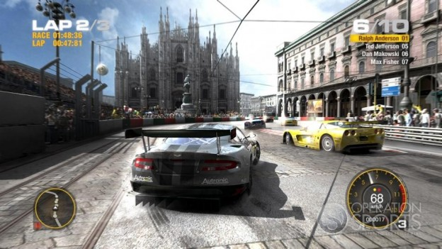 Race Driver: GRID Screenshot #4 for Xbox 360