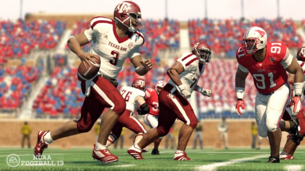 NCAA Football 13 Screenshot #284 for Xbox 360