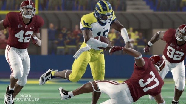 NCAA Football 13 Screenshot #287 for Xbox 360