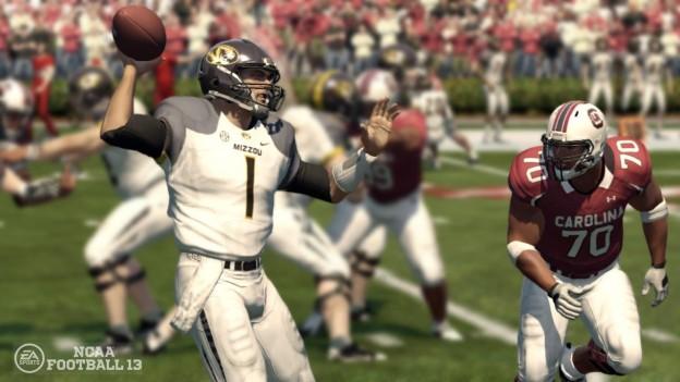 NCAA Football 13 Screenshot #288 for Xbox 360