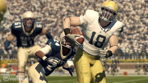 NCAA Football 13 Screenshot #289 for Xbox 360