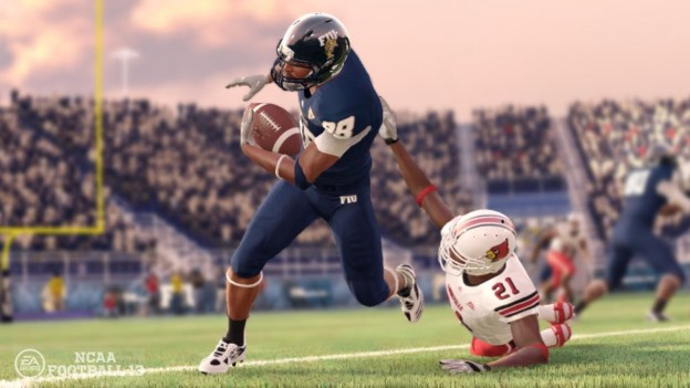 NCAA Football 13 Screenshot #290 for Xbox 360
