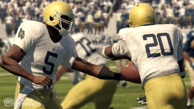 NCAA Football 13 Screenshot #291 for Xbox 360
