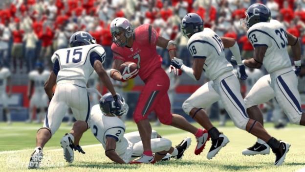 NCAA Football 13 Screenshot #293 for Xbox 360