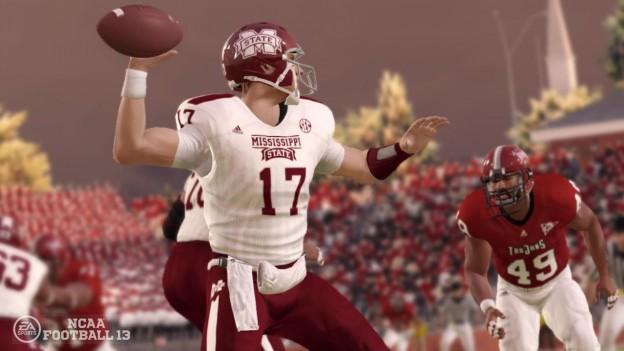 NCAA Football 13 Screenshot #296 for Xbox 360