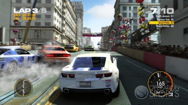 Race Driver: GRID Screenshot #6 for Xbox 360