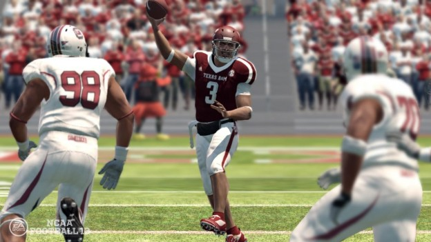 NCAA Football 13 Screenshot #302 for Xbox 360