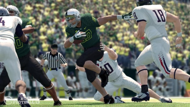 NCAA Football 13 Screenshot #305 for Xbox 360