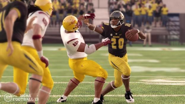 NCAA Football 13 Screenshot #306 for Xbox 360