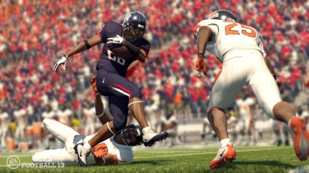 NCAA Football 13 Screenshot #307 for Xbox 360