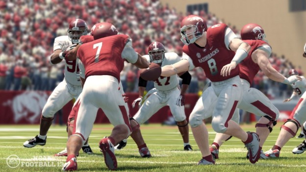 NCAA Football 13 Screenshot #308 for Xbox 360