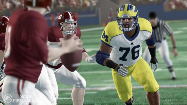NCAA Football 13 Screenshot #309 for Xbox 360
