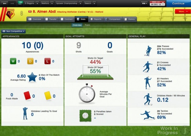 Football Manager 2013 Screenshot #3 for PC