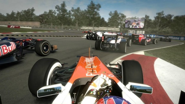 F1 2012 Screenshot #22 for Xbox 360