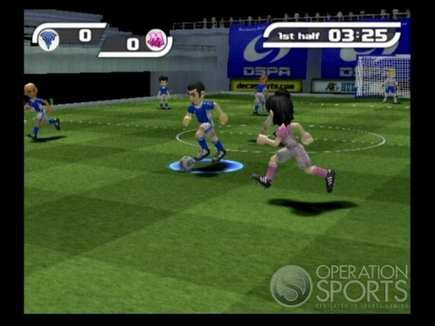 Deca Sports Screenshot #4 for Wii