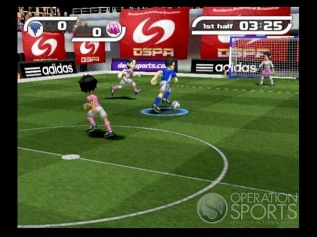 Deca Sports Screenshot #5 for Wii