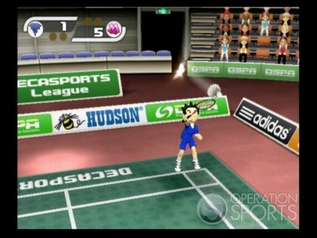 Deca Sports Screenshot #6 for Wii