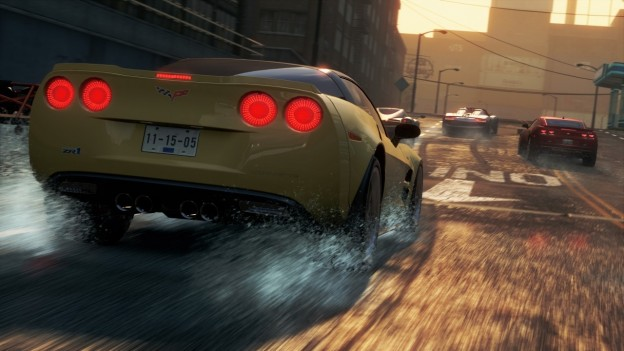 Need For Speed Most Wanted a Criterion Game Screenshot #12 for Xbox 360