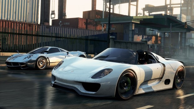 Need For Speed Most Wanted a Criterion Game Screenshot #14 for Xbox 360