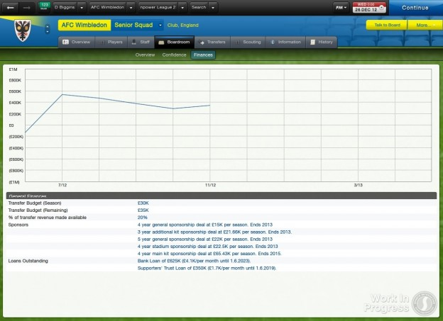 Football Manager 2013 Screenshot #7 for PC