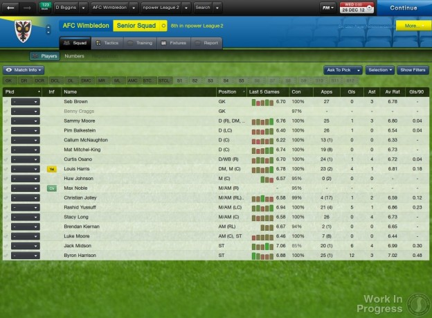 Football Manager 2013 Screenshot #11 for PC