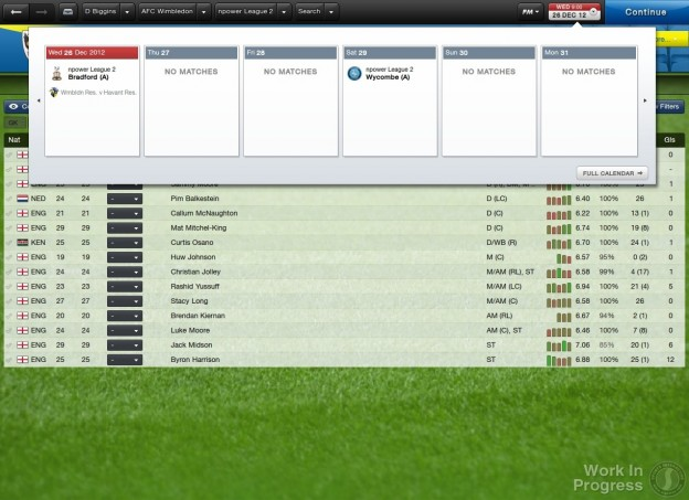 Football Manager 2013 Screenshot #12 for PC