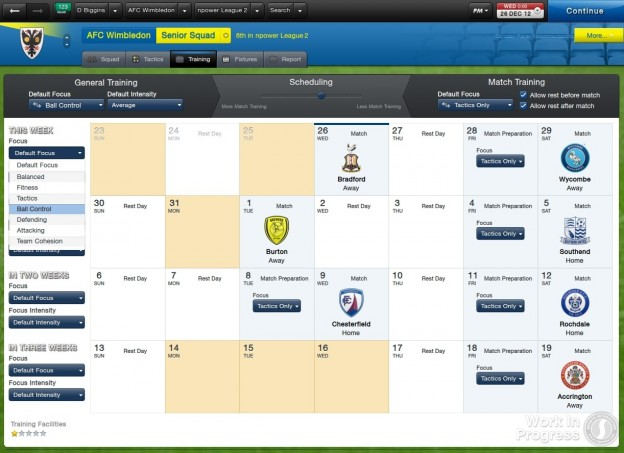Football Manager 2013 Screenshot #14 for PC