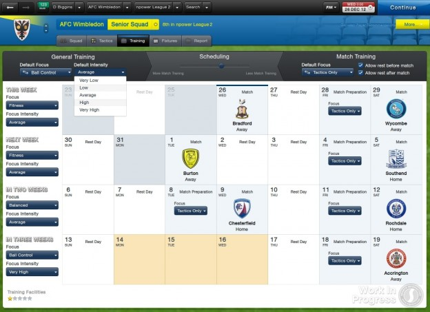 Football Manager 2013 Screenshot #15 for PC