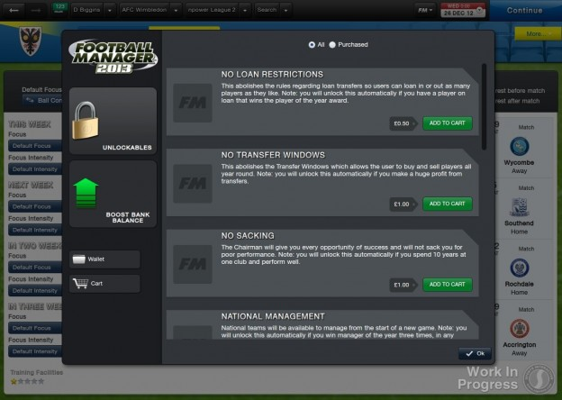 Football Manager 2013 Screenshot #16 for PC
