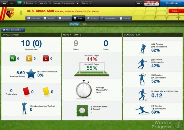 Football Manager 2013 Screenshot #19 for PC