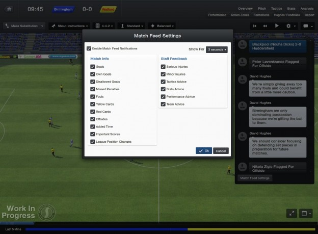 Football Manager 2013 Screenshot #20 for PC