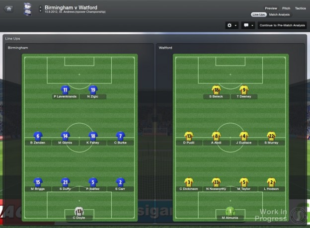 Football Manager 2013 Screenshot #22 for PC