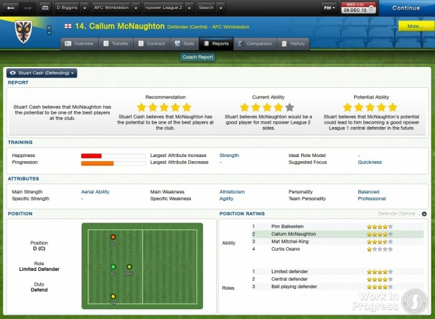 Football Manager 2013 Screenshot #24 for PC