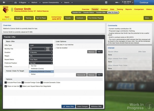 Football Manager 2013 Screenshot #27 for PC