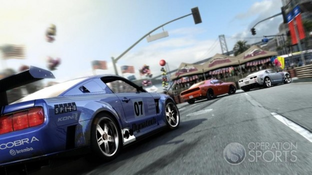 Race Driver: GRID Screenshot #7 for Xbox 360
