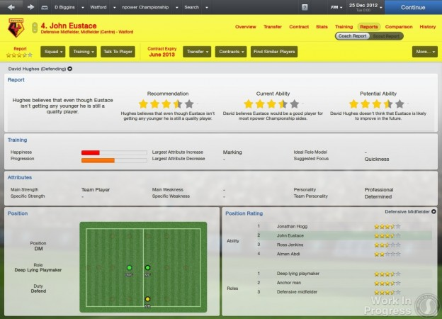 Football Manager 2013 Screenshot #54 for PC