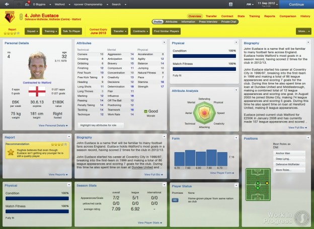 Football Manager 2013 Screenshot #55 for PC